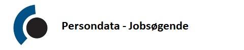 Persondata – Jobsøgende